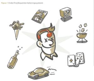 endorfine belonings- en geluksstofjes