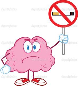 roken en hersenen